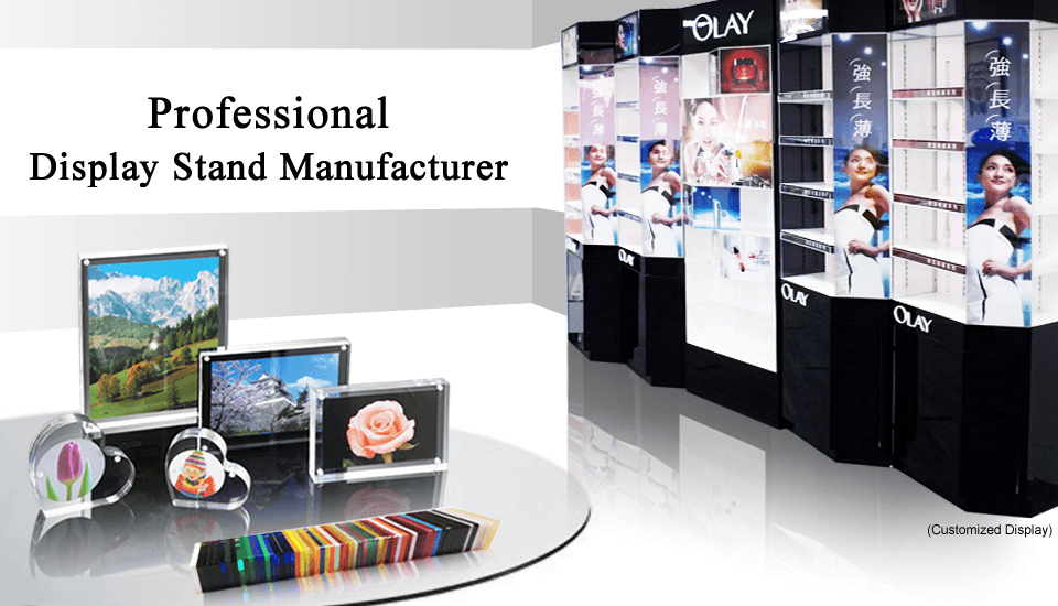 Joerade Industrial - Display Rack Manufacturers