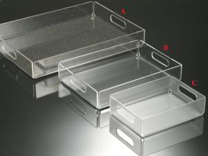【桌上型文具展示架】JRS2-2002